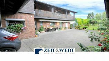 Bedburg-Pütz! Hofanlagenähnlicher Altbau mit 6 Zimmern, Innenhof und Gartenidyll (MB 4100)