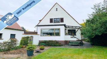 Rarität - 30er-Jahre Einfamilienhaus auf idyllischem Grundstück in Brandenburg a.d. Havel, OT Görden