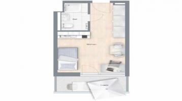 070 - Modernes Single Apartment im Münchner Südosten - HOME BASE München