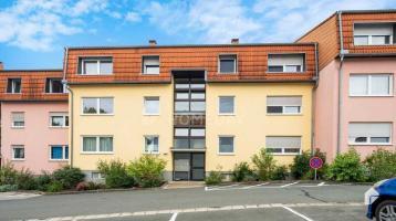 Attraktive 3-Zimmer-Wohnung mit Balkon und Tiefgaragenstellplatz
