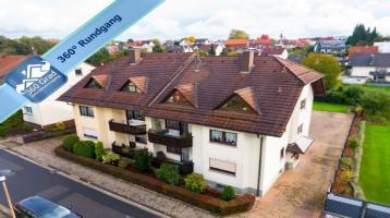 Voll vermietetes Mehrfamilienhaus in top Lage in Hösbach