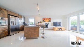 +++WOHNGENUSS in GEISENFELD+++ 3 Zimmer- Wohnung mit großem Balkon BJ.2018