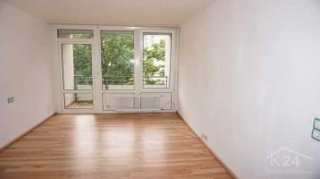 Helle und freundliche 2,5 Zimmer Stadtwohnung in Toplage in der Karlsruher Innenstadt-Ost.