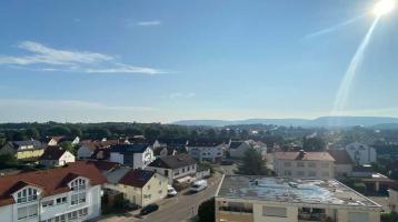 Geräumige 3,5 Zimmer Wohnung in Aalen-Hofherrnweiler