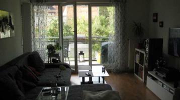 Gepflegte 2-Raum-Wohnung mit Süd-West-Balkon in Pforzheim