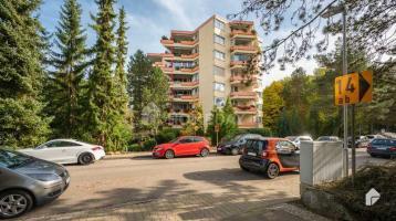 Gut aufgeteilte 2-Zimmer-Wohnung mit Balkon und TG-Stellplatz in Eisingen-Baden