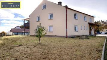 Wohnen am höchsten Punkt der Siedlung! Ein-/Zweifamilienhaus mit Nebengebäude und großem Eckgrundstück mit top Fernsicht