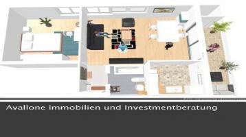 moderne Wohnung in Höhenlage