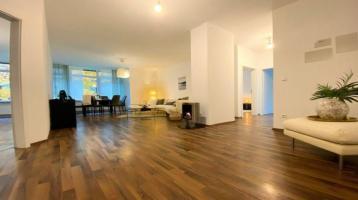 Stilvolle 4,5-Zimmer Wohnung in zentraler Lage. Von Privat.