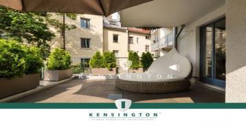 Luxuriöses City-Apartment mit Balkon im Lehel
