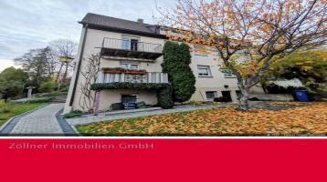 Kapitalanleger aufgepasst! Vermietete 3 Zimmerwohnung in zentrumsnaher Lage von Aalen