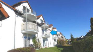 Attraktive 2-Zimmerwohnung mit sonnigem Balkon