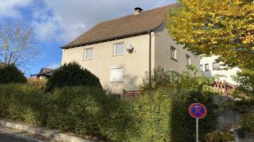 Ideal für Anleger: Gut vermietete 2,5-Zimmerwohnung in Weitramsdorf bei Coburg
