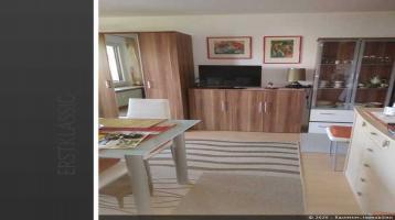 Gemütliches Appartement mit Wintergarten und Blick ins Grüne!