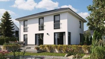 Das perfekte Zuhause - schick und gradlinig auf Ihrem Grundstück