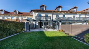 AkuRat Immobilien - TOP-gepflegtes u. großzügiges Reihenhaus in Unterschleißheim bei München