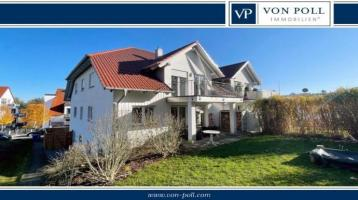 Modernes Ambiente in großzügiger Wohnung! 4,5-Zimmer-Maisonette-Wohnung am Moniberg!