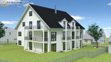 3 Zimmer Maisonette- Wohnung -- West -Nord ** ca. 137 qm ** Lift ** KfW 55 **