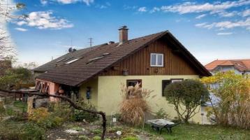 Vierfamilienhaus mit großem Grundstück in privilegierter Lage