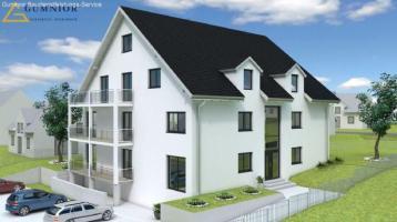 Top 3 Zimmer Terrassenwohnung ( Süd-West) altersgerecht mit Lift ** KfW 55 ** Garten