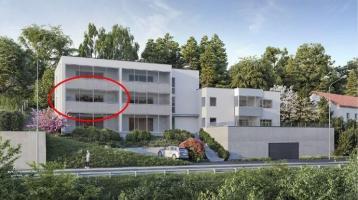 PROVISIONSFREI* - 2-Zimmer-NEUBAU-ETW, KfW55, 13 m²-SW-Balkon, Landshut-Achdorf