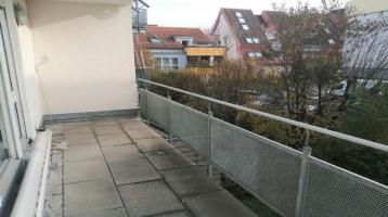 Sofort beziehbare 2 1/2 Zi. Wohnung mit Balkon