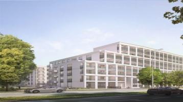 Lifestyle in Laim - moderne 2-Zimmer-Wohnung großer Süd-Loggia
