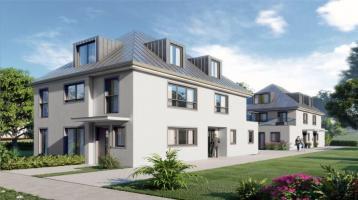 Haus statt Wohnung / Elegante Neubau-Doppelhaushälfte in Allach-Untermenzing