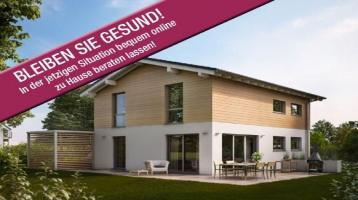 Naturnah leben: Massives Satteldachhaus mit Keller in Ernstmühl (inkl. Grundstück)