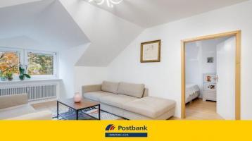 Reizende 3-Zimmer-Wohnung in sehr gepflegter und sanierter Wohnanlage. Zentral und ruhig gelegen.