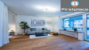 FIRSTPLACE - Appartement mit großem Süd-Balkon in Dachau-Ost, renoviert