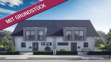 Moderne Doppelhaushälfte in Ottersdorf (inkl. Grundstück & Kauf-/Baunebenkosten)