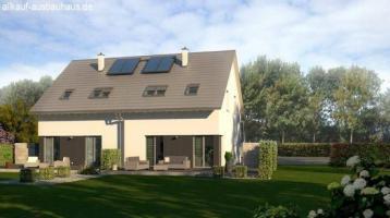 KFW 55 Zweifamilienwohnhaus mit Kelleraktionspreis ab 19.999,--EUR inkl. Miele- Markenküche oder Garage oder Kaminofen oder......