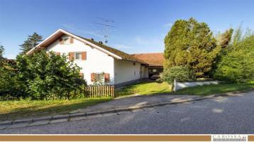 Kleines Bauernanwesen bei Landshut - Renovierung oder Überplanung