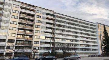 Schwabing! Schickes Apartment möbliert in zentraler Lage