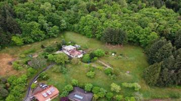 Natur und Ruhe inklusive mit 7500 qm Grundstücksfläche