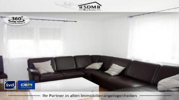 WERTSTABIL: Saniertes Zweifamilienhaus in Karlsdorf-Neuthard