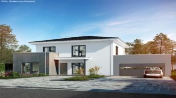 Haus mit neuem privaten Spielplatz in Allersberg