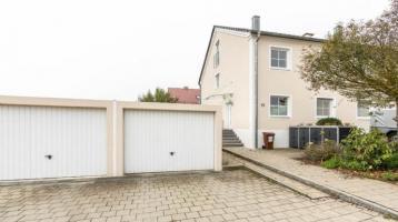 4-Zimmer-Maisonette-Wohnung mit Garten und Balkon