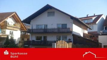 Zweifamilienhaus in beliebter Lage von Bühlertal