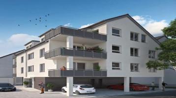 NEUBAU - Wohnen im Dörfel 3-Zimmer Eigentumswohnung mit Balkon