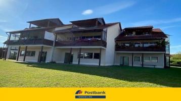 Charmante 3 Zi Wohnung mit offener Küche, Balkon, TG und Außenstellplatz in Weißenburg