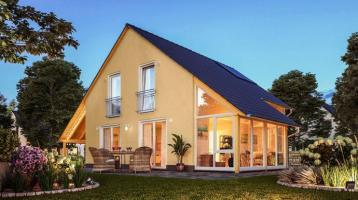 Haus und Garten in einem - naturverbunden wohnen auf Ihrem Grundstück