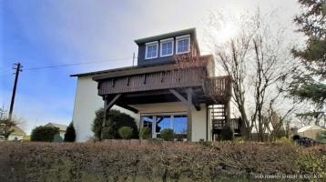 Naturnahes Zweifamilienhaus