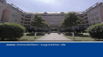 vermietete 2-Zi.-Wohnung in Haidhausen am Gasteig beim City Hilton