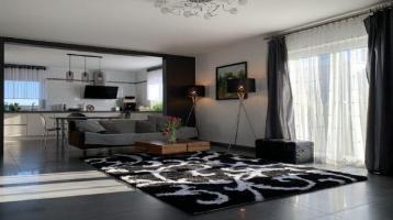 Traumhaus sucht neue Eigentümer - Einfamilienhaus mit Einliegerwohnung in Hüttlingen zu verkaufen