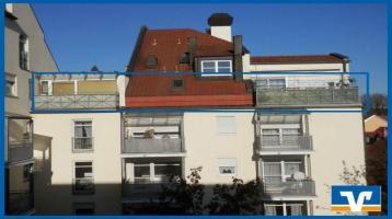 Über den Dächern von Straubing!