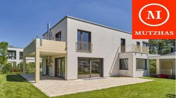 MUTZHAS - Repräsentative Garten-Villa
