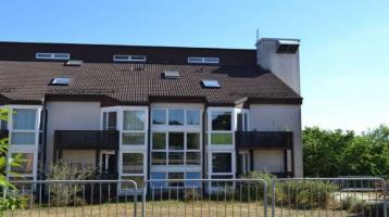 Vermietete 1-Zimmerwohnung in Zentrumsnähe von Hof