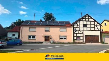 Bankenverwertung - Einfamilienhaus mit Scheune